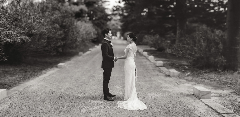 Wedding photography in Manly, Sydney
